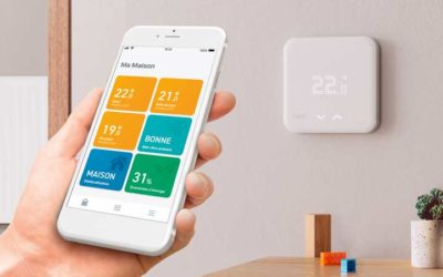 Thermostat intelligent tado° V3+